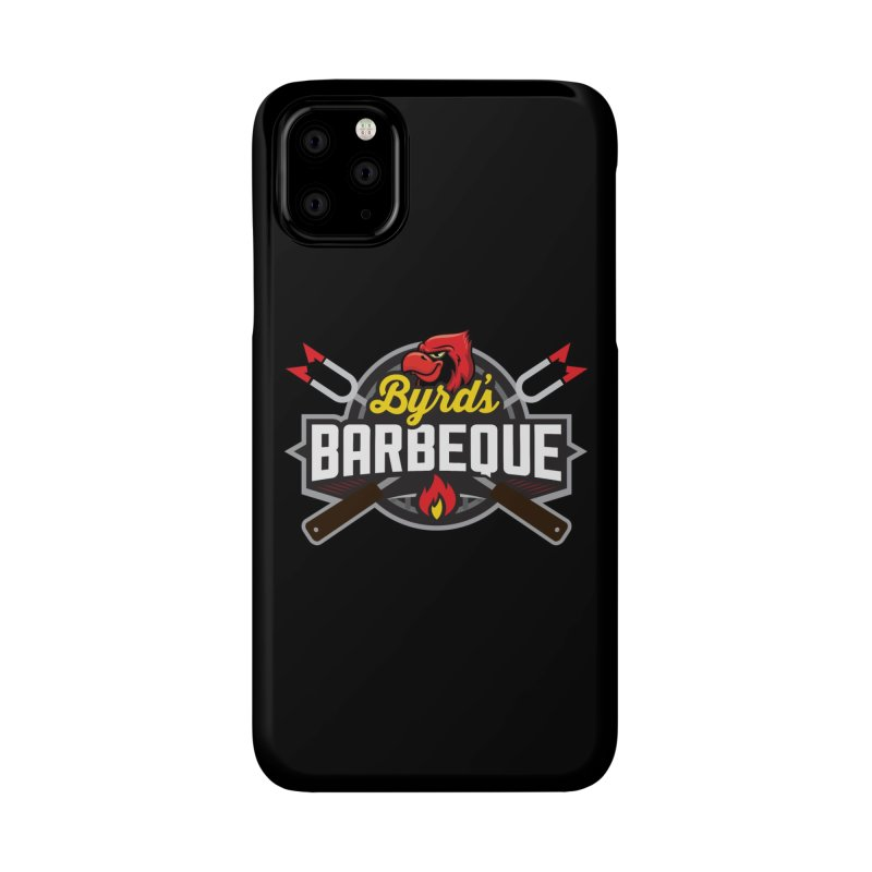 Byrds BBQ Accessories Phone Case by Walters Media & Design