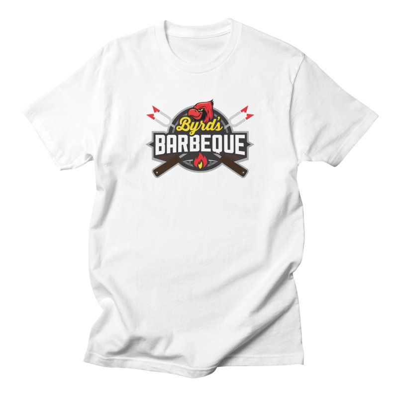 Byrds BBQ Men's Regular T-Shirt by Walters Media & Design