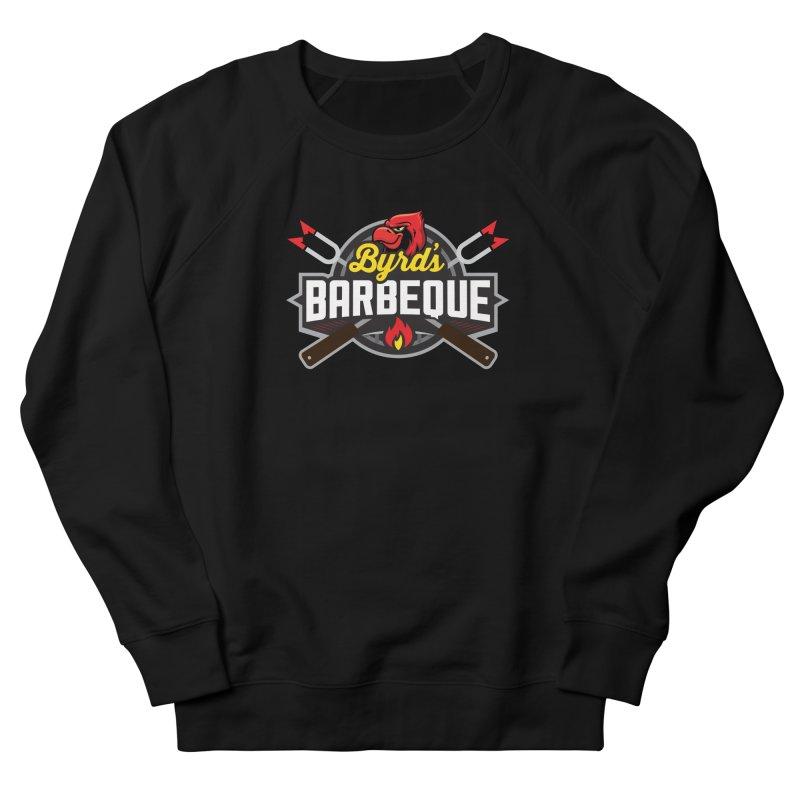 Byrds BBQ Women's French Terry Sweatshirt by Walters Media & Design