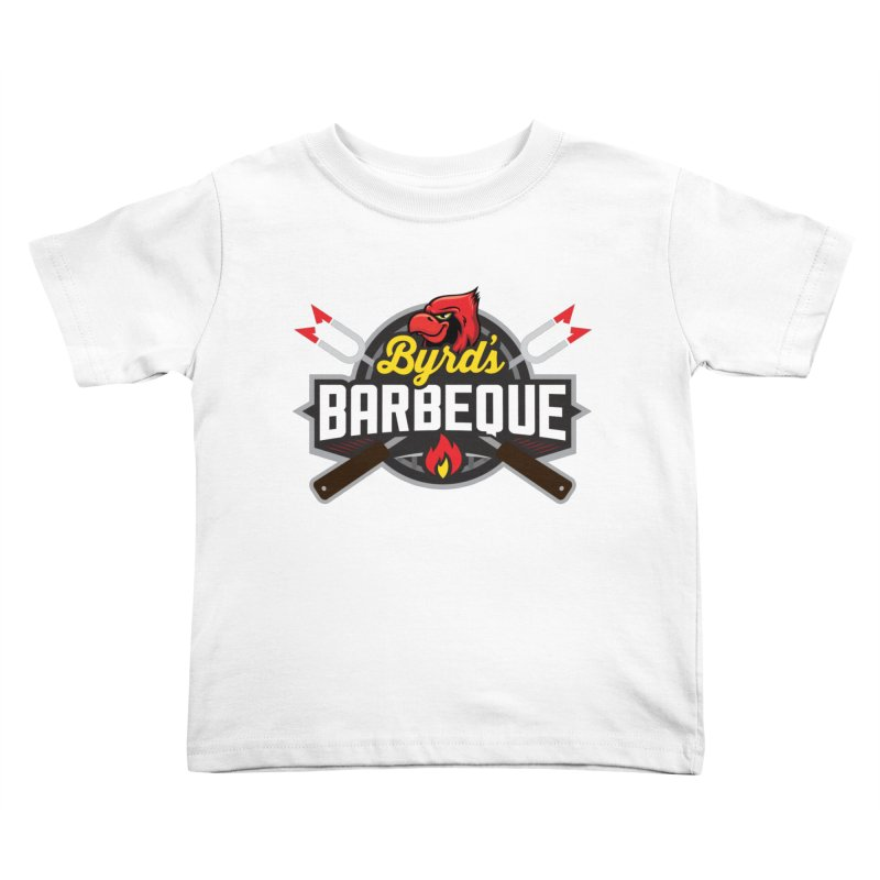 Byrds BBQ Kids Toddler T-Shirt by Walters Media & Design