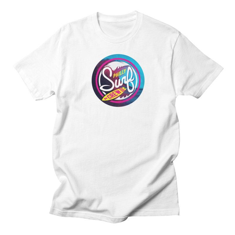 PSC 80s neon Men's Regular T-Shirt by Walters Media & Design
