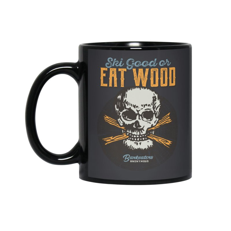 Barkeaters Anonymous – Ski Good! Accessories Standard Mug by Walters Media & Design