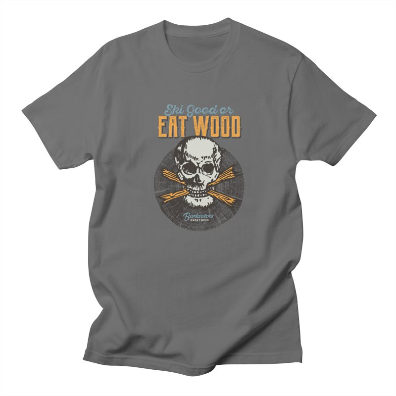 Barkeaters Anonymous – Ski Good! Women's T-Shirt by Walters Media & Design