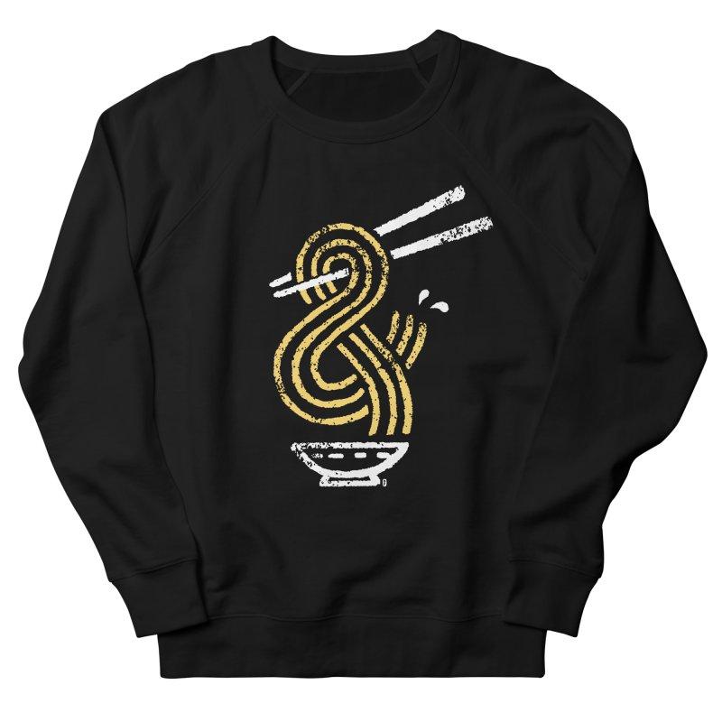 Ramen Ampersand Women's Sweatshirt by Petiches's Artist Shop