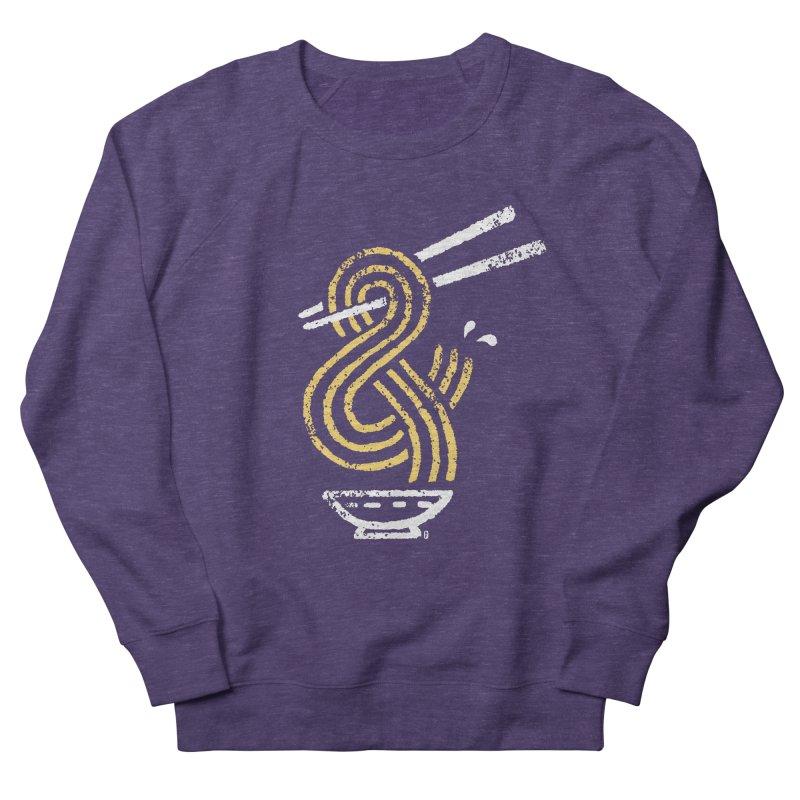 Ramen Ampersand Men's Sweatshirt by Petiches's Artist Shop