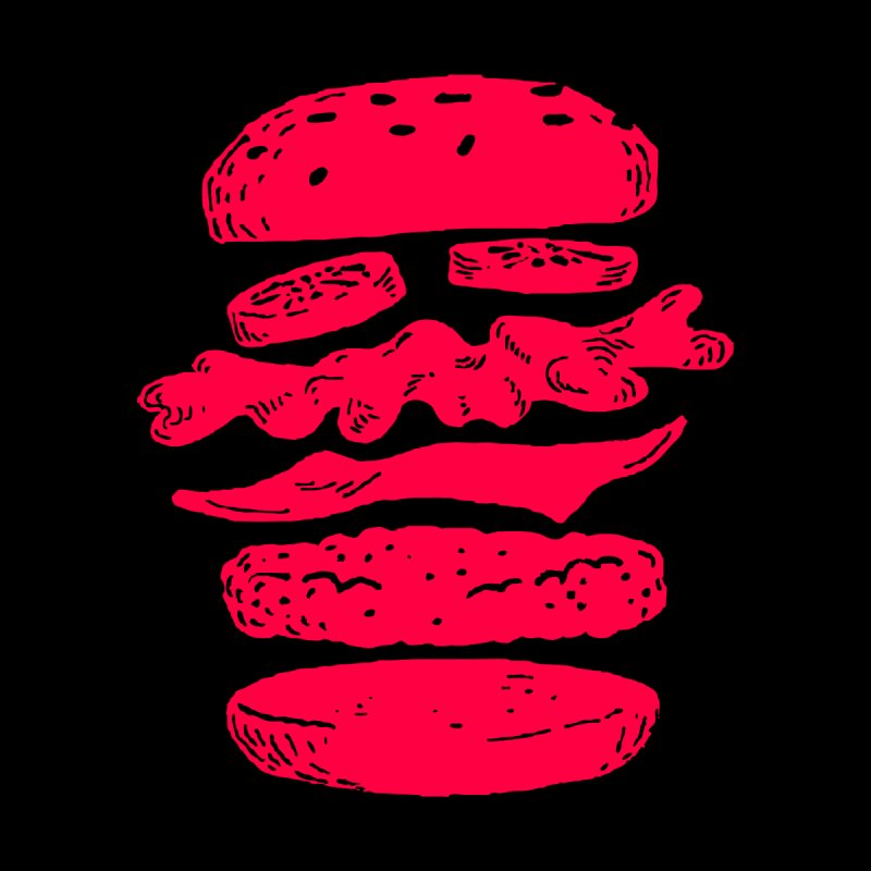 Burger by Petiches's Artist Shop