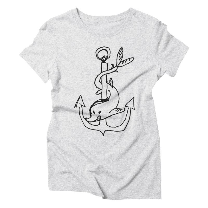 Festina Lente Women's Triblend T-Shirt by Petiches's Artist Shop