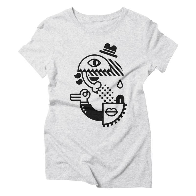 S Women's Triblend T-shirt by Petiches's Artist Shop