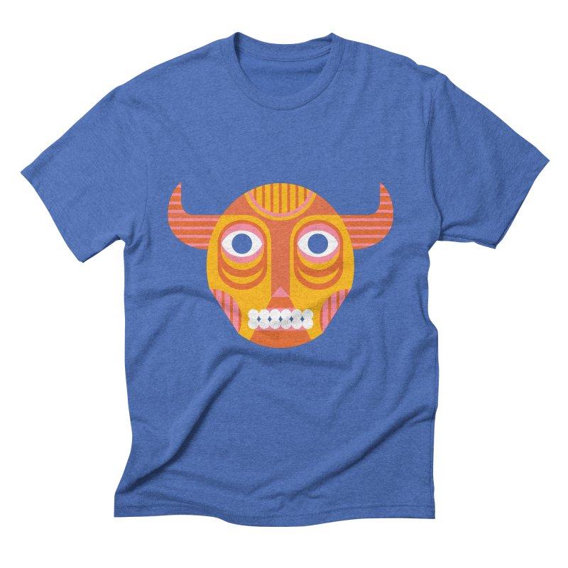 Diablo Men's Triblend T-Shirt by Petiches's Artist Shop