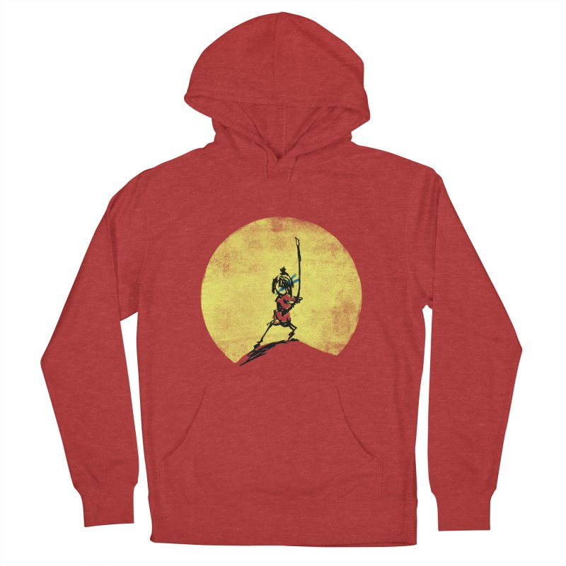 Kubo's Hero Stance Men's Pullover Hoody by Petiches's Artist Shop