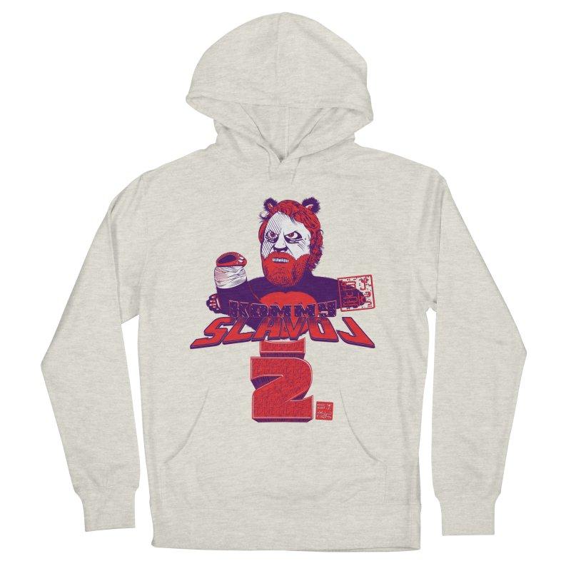 Kommy Slavoj Z. Women's Pullover Hoody by petitnicolas's Artist Shop