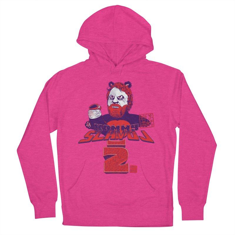 Kommy Slavoj Z. Men's Pullover Hoody by petitnicolas's Artist Shop