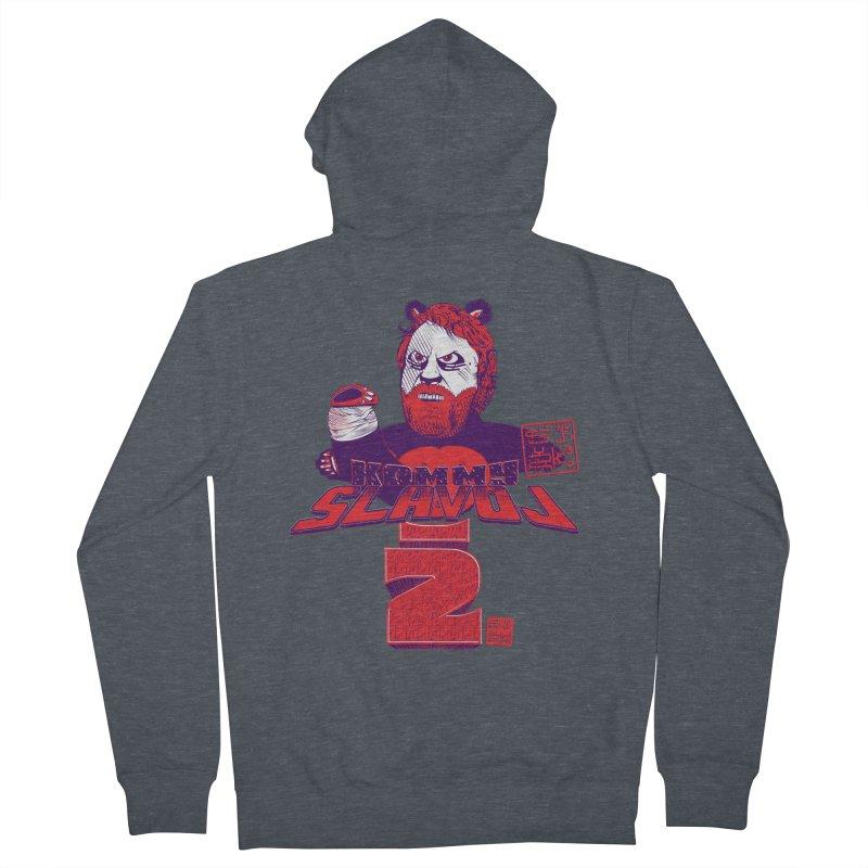 Kommy Slavoj Z. Women's Zip-Up Hoody by petitnicolas's Artist Shop