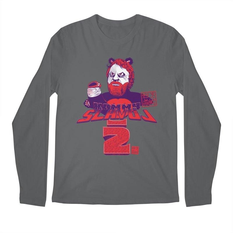 Kommy Slavoj Z. Men's Longsleeve T-Shirt by petitnicolas's Artist Shop