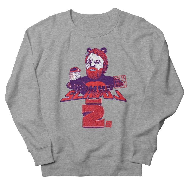 Kommy Slavoj Z. Men's Sweatshirt by petitnicolas's Artist Shop
