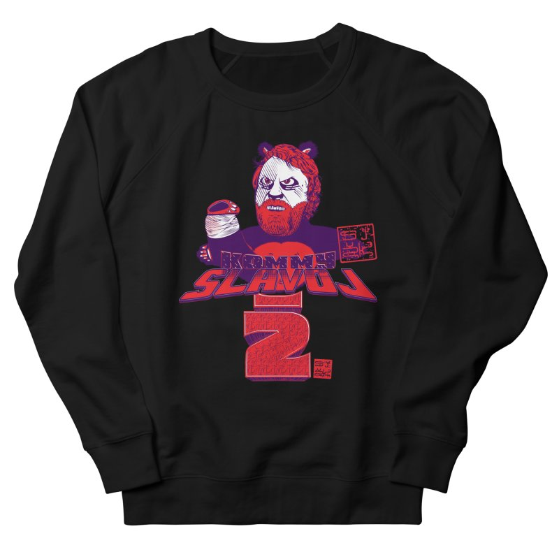 Kommy Slavoj Z. Men's Sweatshirt by petitnicolas's Artist Shop