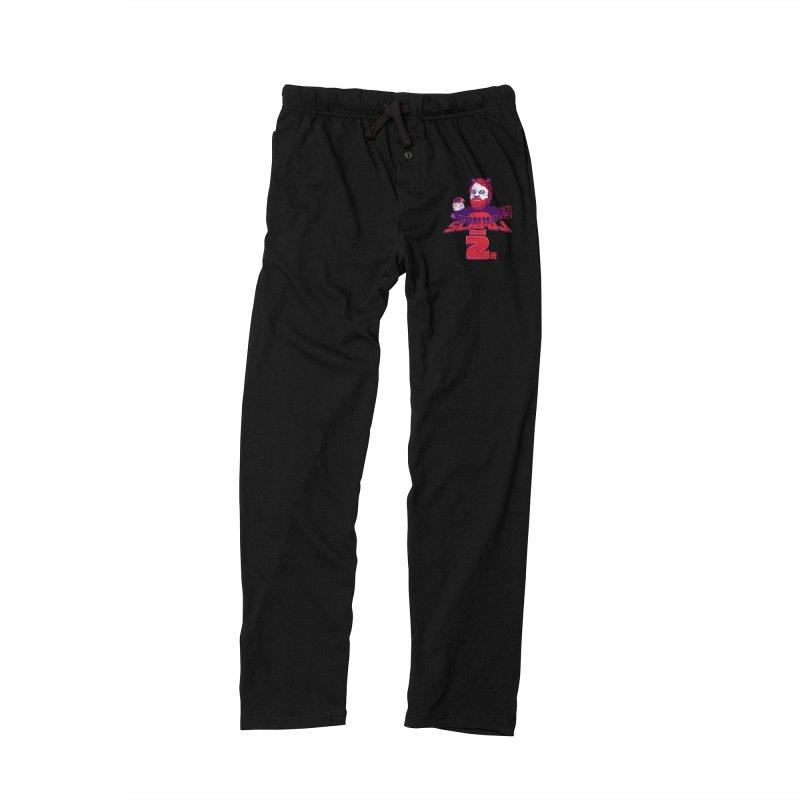 Kommy Slavoj Z. Men's Lounge Pants by petitnicolas's Artist Shop