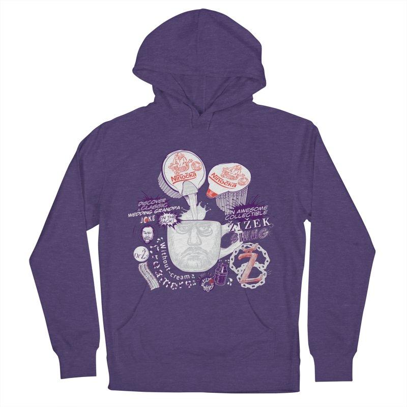 Zizek's Without-cream Creamer Women's Pullover Hoody by petitnicolas's Artist Shop