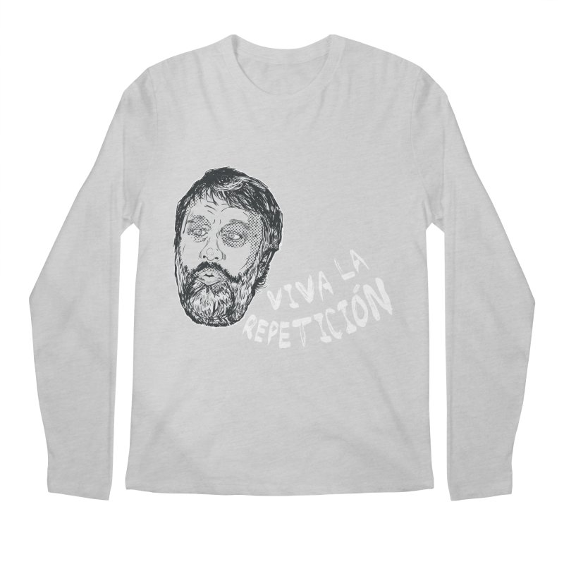 Viva la Repeticion ! Men's Longsleeve T-Shirt by petitnicolas's Artist Shop