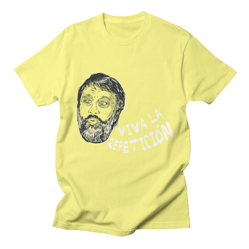 Viva la Repeticion ! Men's T-Shirt by petitnicolas's Artist Shop
