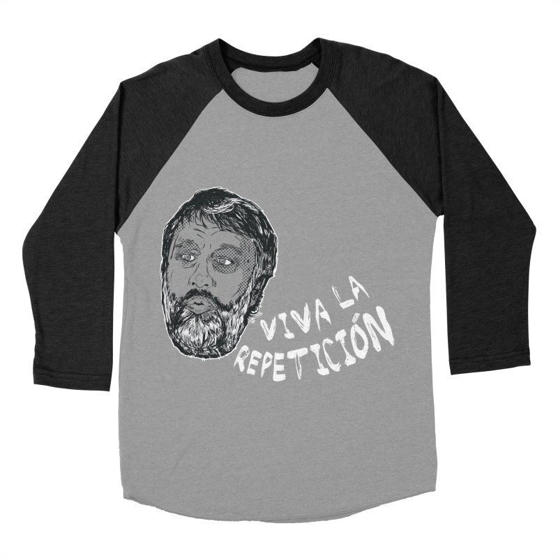 Viva la Repeticion ! Women's Baseball Triblend T-Shirt by petitnicolas's Artist Shop