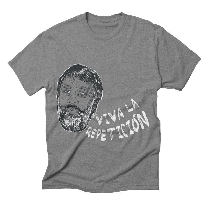 Viva la Repeticion ! Men's Triblend T-shirt by petitnicolas's Artist Shop