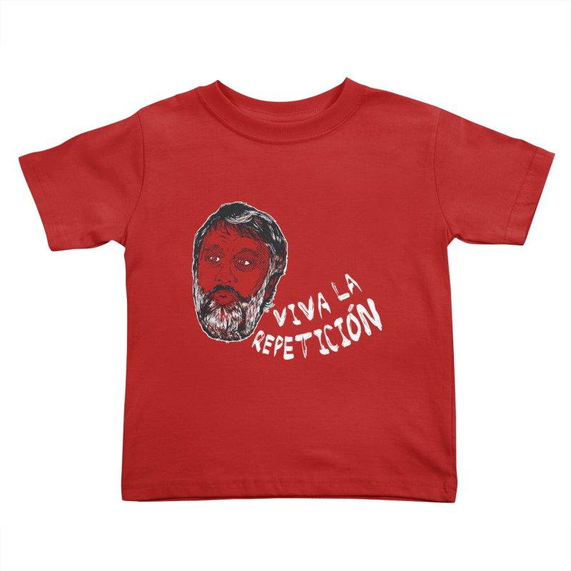 Viva la Repeticion ! Kids Toddler T-Shirt by petitnicolas's Artist Shop
