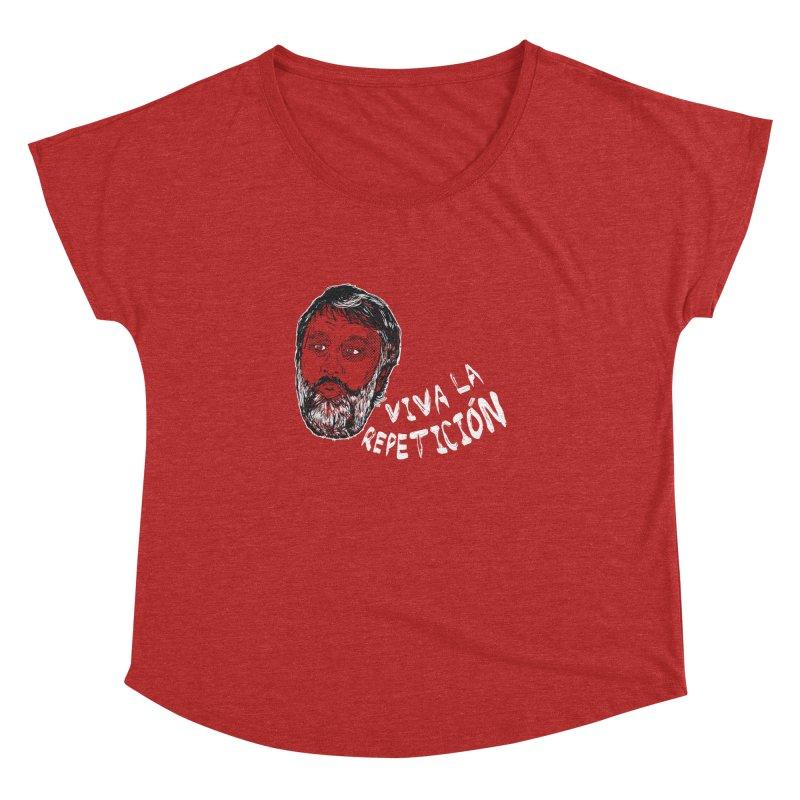 Viva la Repeticion ! Women's Dolman by petitnicolas's Artist Shop