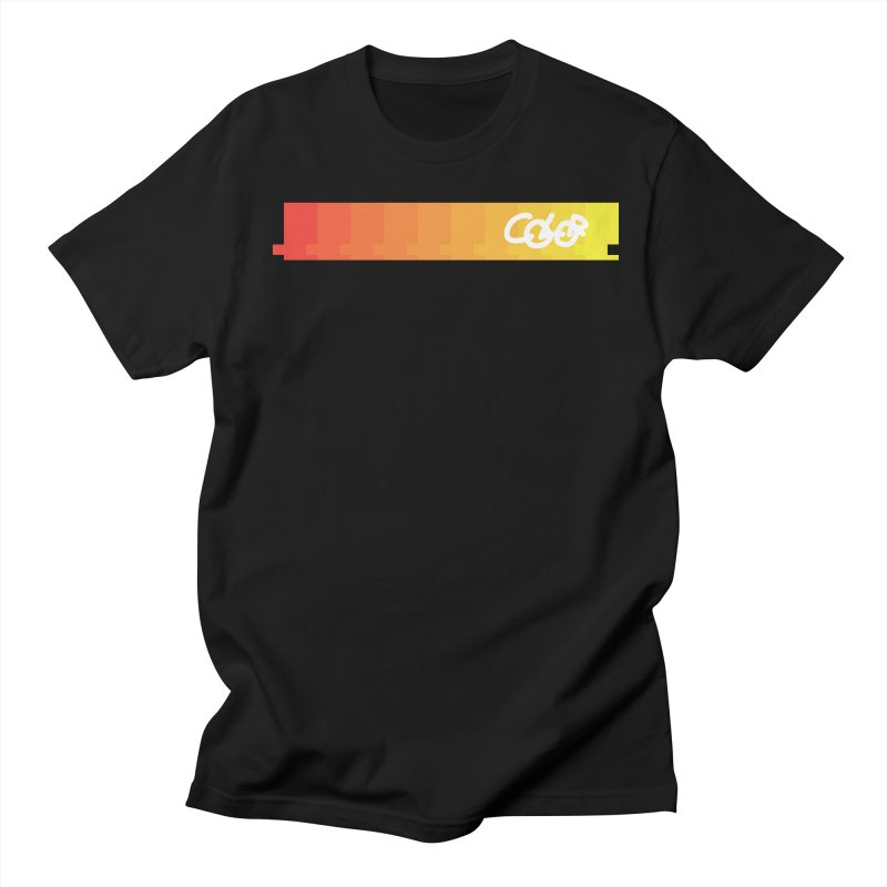 Warm thoughts. COLOR Collection in Men's T-Shirt Black by Petty Designs