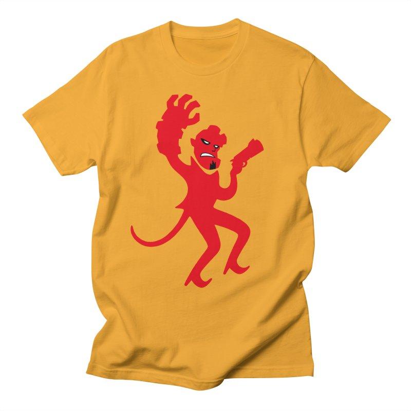 UNDERWORLD Men's T-Shirt by PEZ BANANA
