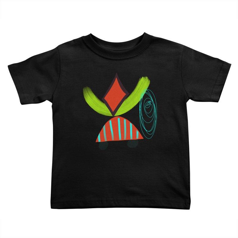 Trolley 2 Kids Toddler T-Shirt by Michael Pfleghaar