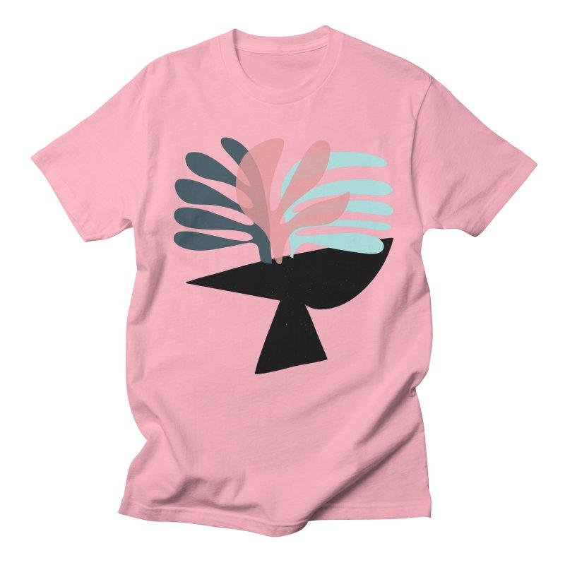 Tropical Still Life 1 Men's Regular T-Shirt by Michael Pfleghaar