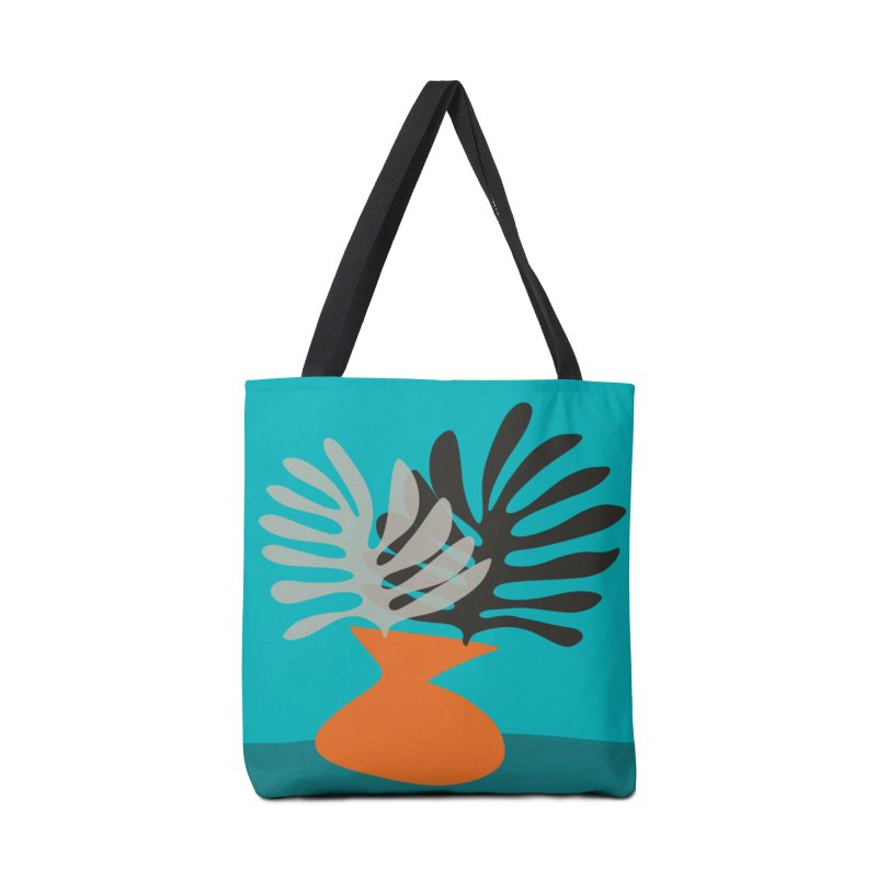 Tropical Still Life 2 in Tote Bag by Michael Pfleghaar
