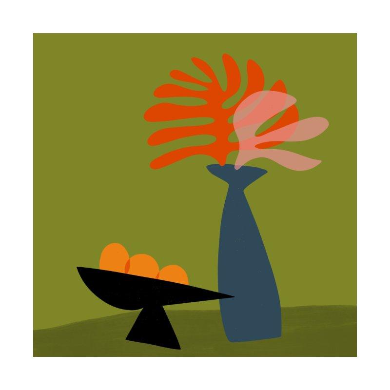 Tropical Still Life 3 by Michael Pfleghaar