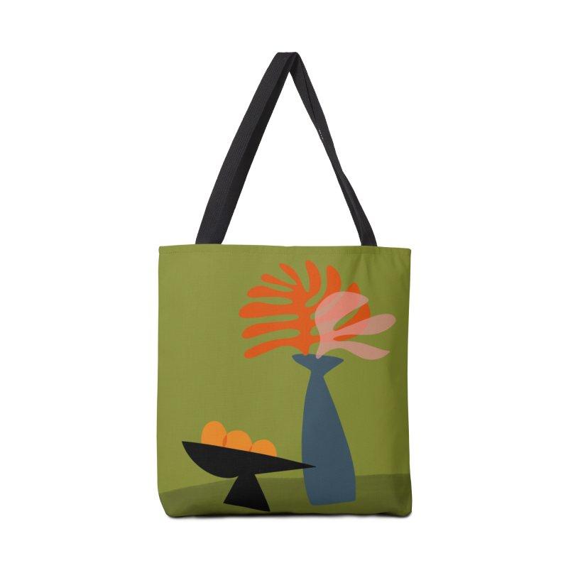 Tropical Still Life 3 Accessories Tote Bag Bag by Michael Pfleghaar