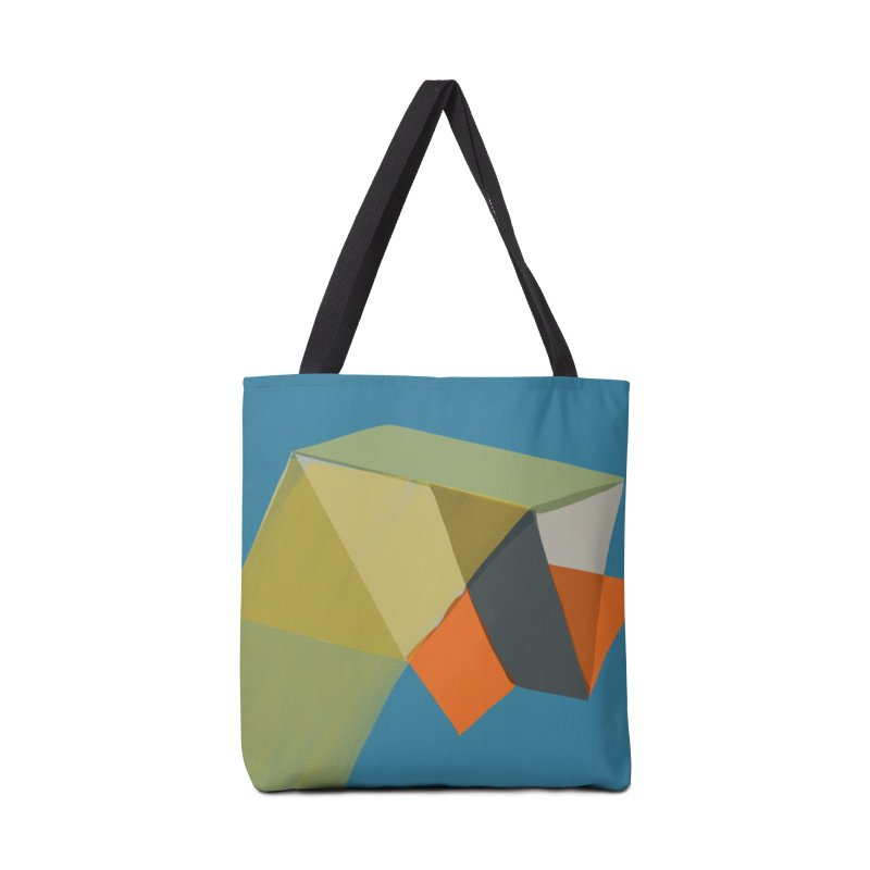 Imaginary Architecture 12 Accessories Tote Bag Bag by Michael Pfleghaar