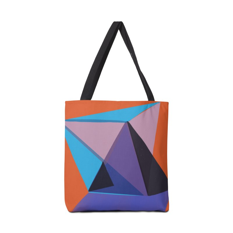 Imaginary Architecture 13 Accessories Tote Bag Bag by Michael Pfleghaar
