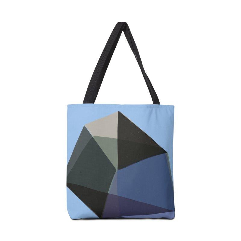 Classic Blue 1 Accessories Tote Bag Bag by Michael Pfleghaar