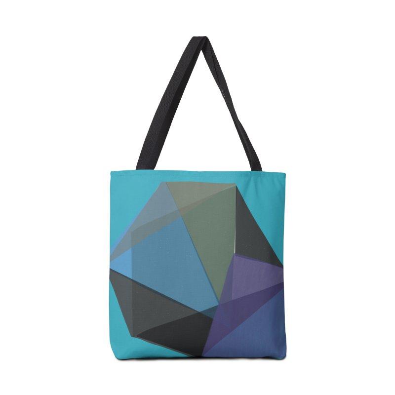 Classic Blue 2 Accessories Tote Bag Bag by Michael Pfleghaar