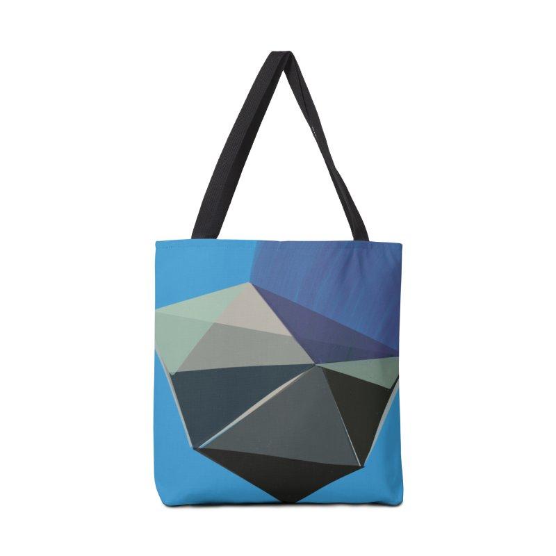 Classic Blue 3 Accessories Tote Bag Bag by Michael Pfleghaar