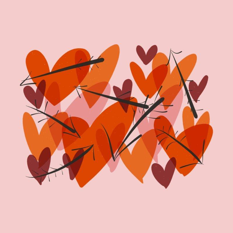 Hearts and Arrows Accessories Mug by Michael Pfleghaar