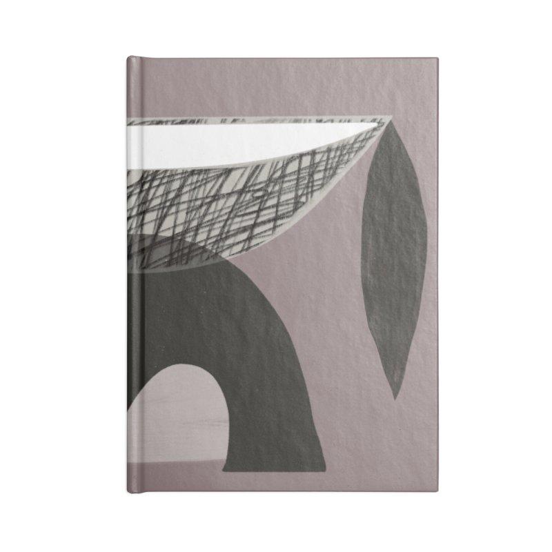 Balance Accessories Blank Journal Notebook by Michael Pfleghaar