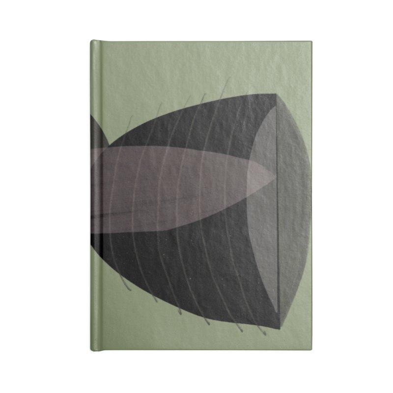 Vibrate Accessories Blank Journal Notebook by Michael Pfleghaar