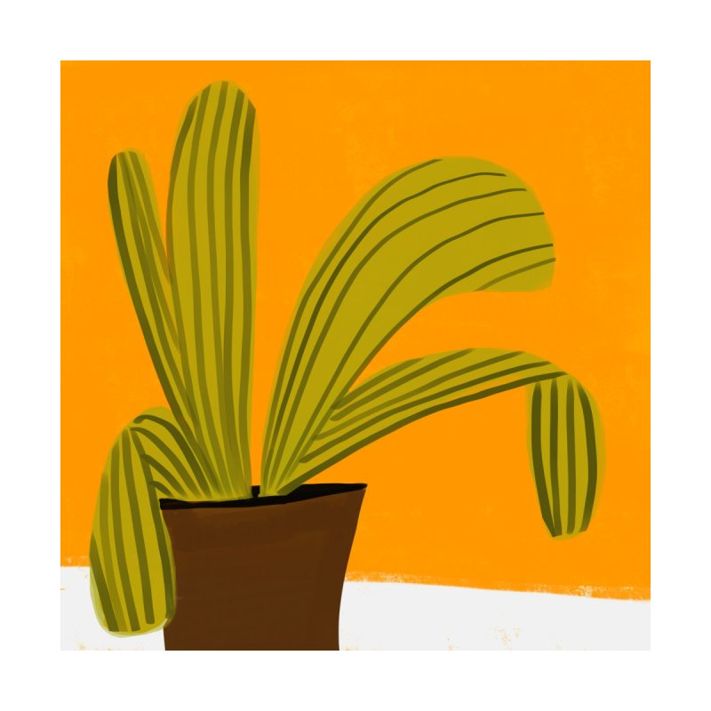Striped Plant 1   by Michael Pfleghaar Design
