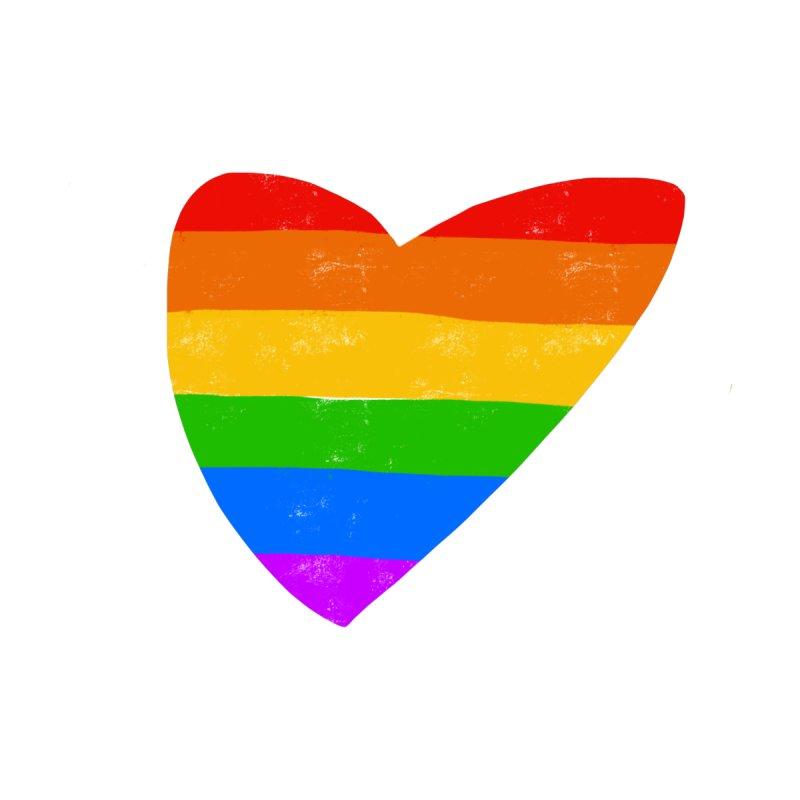 Pride Heart   by Michael Pfleghaar Design