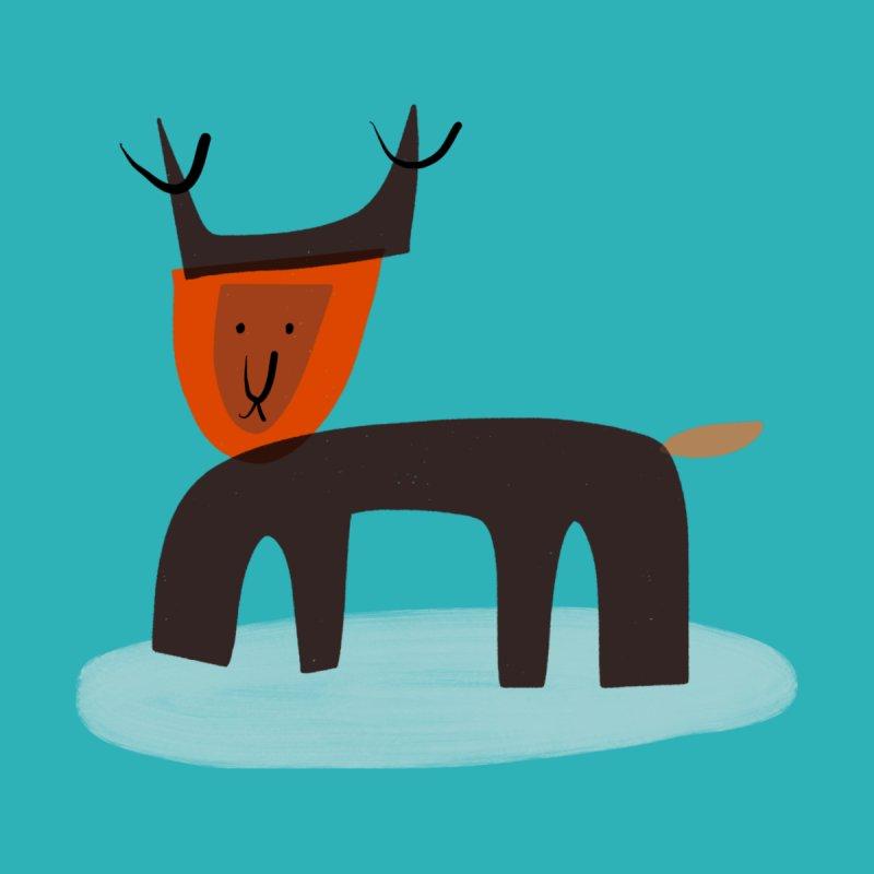 Dear Deer by Michael Pfleghaar Design