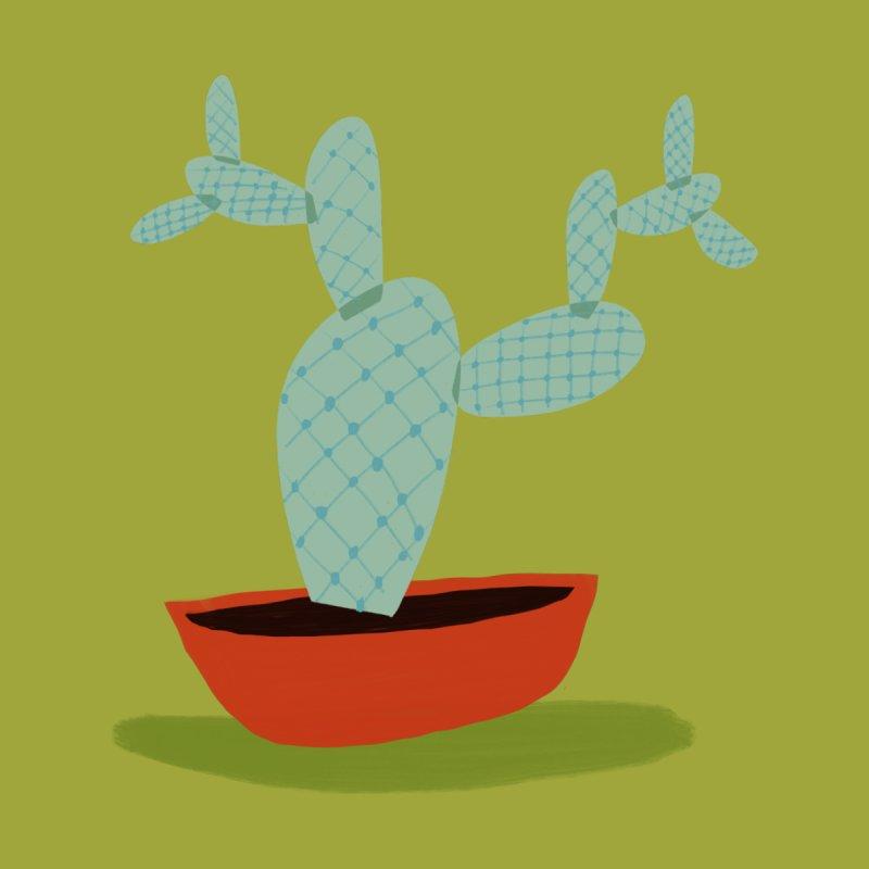 Paddle Cactus by Michael Pfleghaar Design