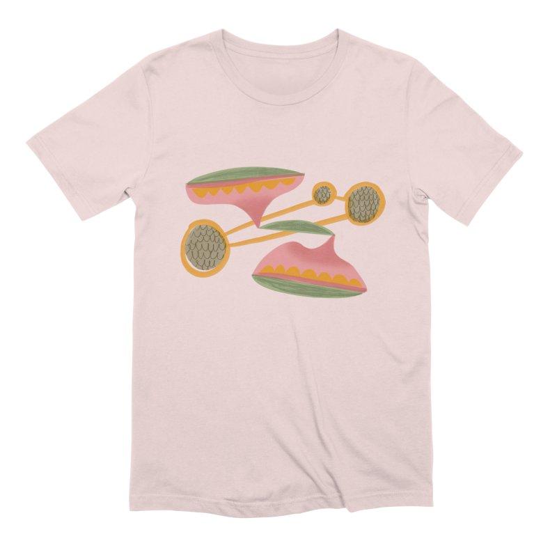 Scales Men's Extra Soft T-Shirt by Michael Pfleghaar