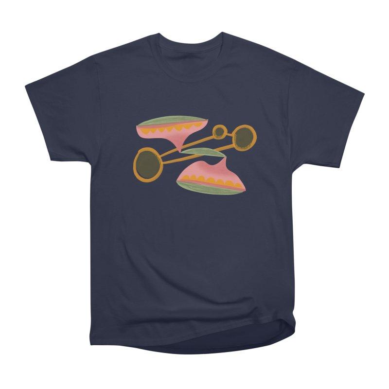 Scales Men's Heavyweight T-Shirt by Michael Pfleghaar