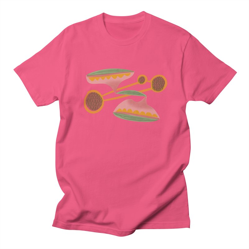 Scales Men's Regular T-Shirt by Michael Pfleghaar
